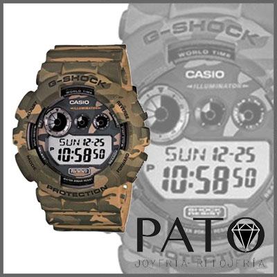 Reloj Casio GD-120CM-5ER