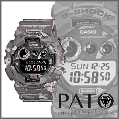 Reloj Casio GD-120CM-8ER