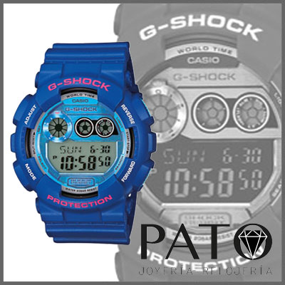Reloj Casio GD-120TS-2ER