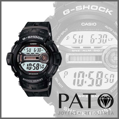 Casio Watch GD-200-1ER