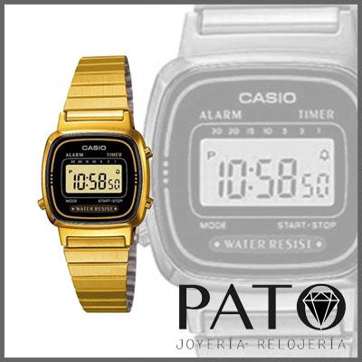 Casio Watch LA670WEGA-1EF