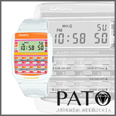 Casio Watch LDF-40-7AER