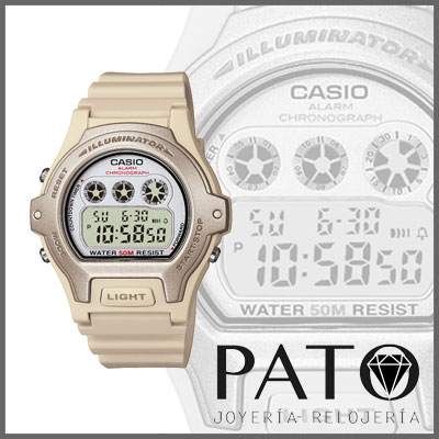 Casio Watch LW-202H-8AVES
