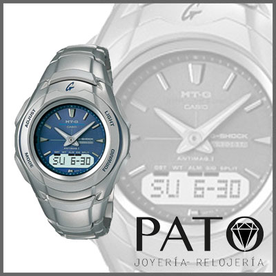 Casio Watch MTG-520B-2AVER