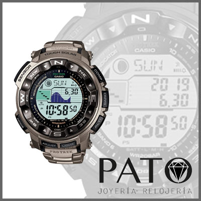 Casio Watch PRW-2500T-7ER