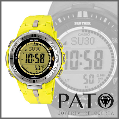 Casio Watch PRW-3000-9BER