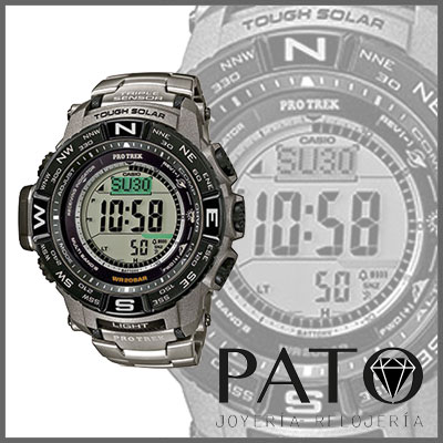 Casio Watch PRW-3500T-7ER