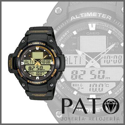 Casio Watch SGW-400H-1B2VER