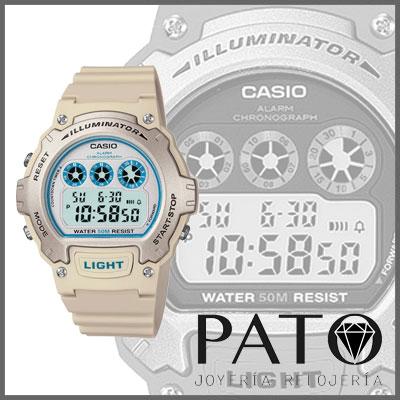 Casio Watch W-214H-8AVEF