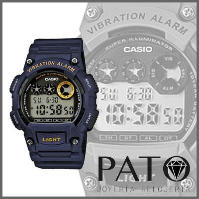 Reloj Casio W-735H-2AVEF