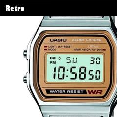 Relojes Casio Retro / Vintage