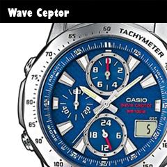 Relojes Casio Wave Ceptor / Radio Controlados / Radio Controlled