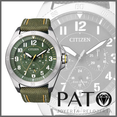 Citizen Watch BU2030-09W