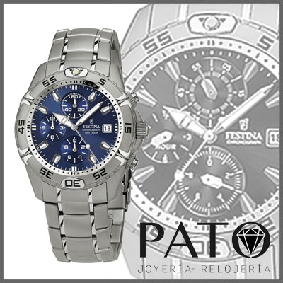 Festina Watch F16169/5