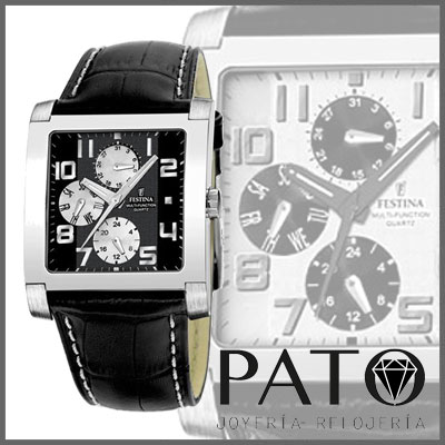Festina Watch F16235/6