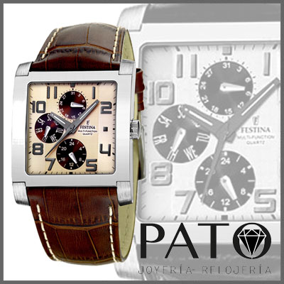 Festina Watch F16235/B