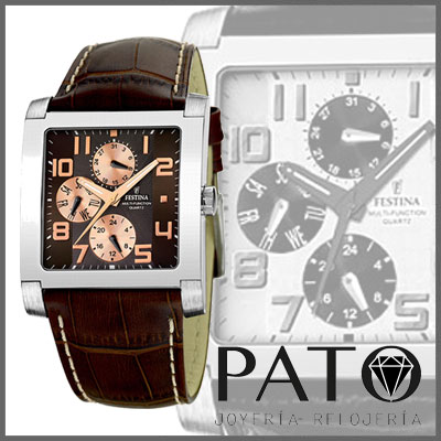 Reloj Festina F16235/C