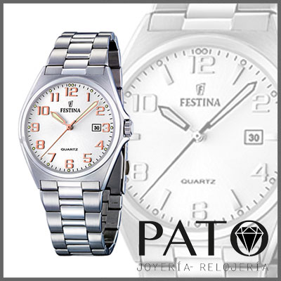 Festina Watch F16374/7
