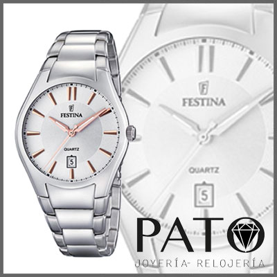 Festina Watch F16502/5