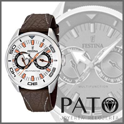 Festina Watch F16572/2
