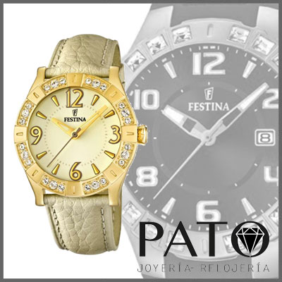 Festina Watch F16580/2