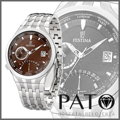 Festina Watch F6761/2