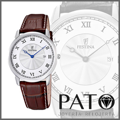 Festina Watch F6813/5