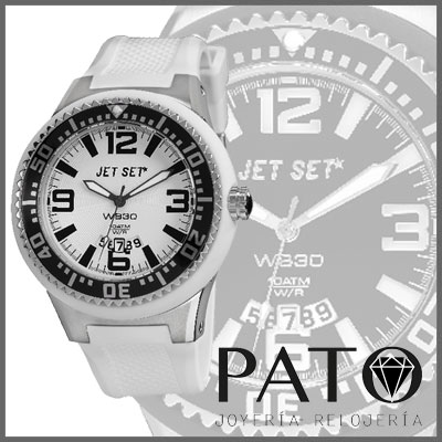Reloj Jet Set J54443-161