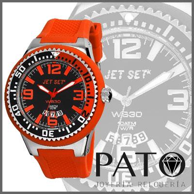 Reloj Jet Set J54443-265