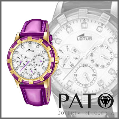 Reloj Lotus L15857/4