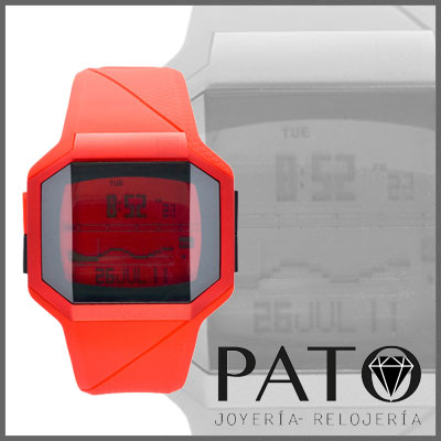 Quiksilver Watch M128TR-RED