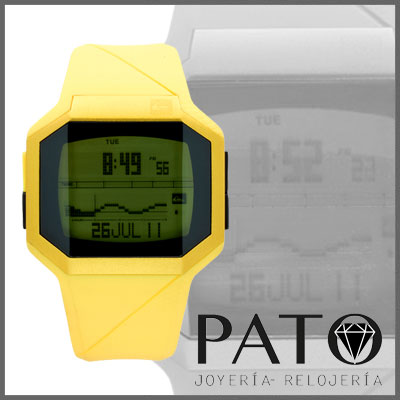 Quiksilver Watch M128TR-YELLOW