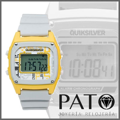 Quiksilver Watch M150DR-LGR