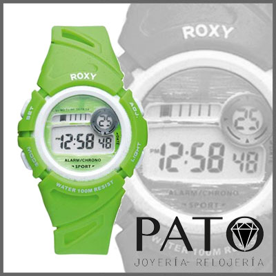 Roxy Watch W001DR-GREEN