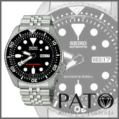 Seiko Watch SKX007K2