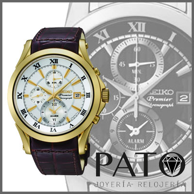 Reloj Seiko SNAF22P1