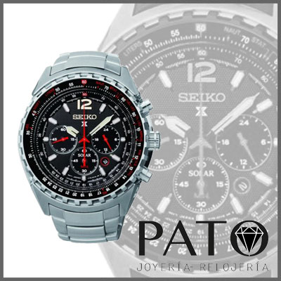 Seiko Watch SSC261P1