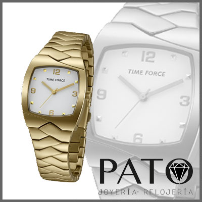 Time Force Watch TF4084L09M