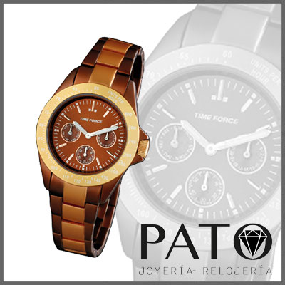 Time Force Watch TF4189L14M