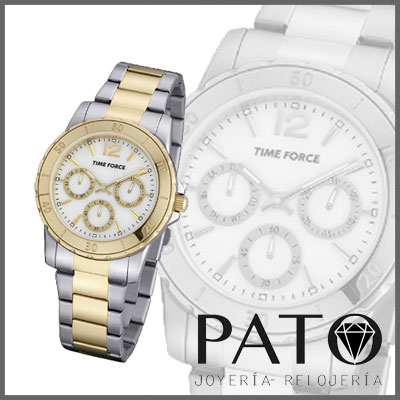 Time Force Watch TF4191L19M