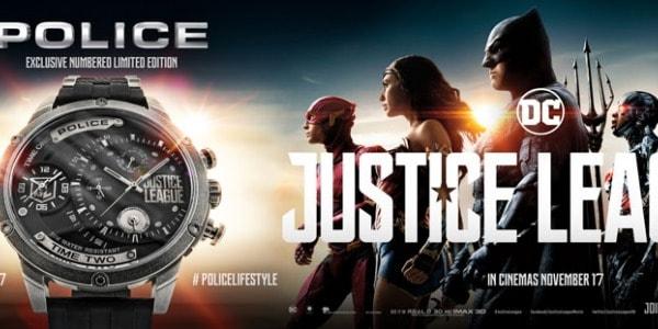 Police Liga de la Justicia ( 2017 )